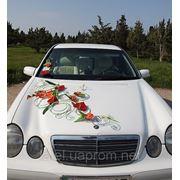 Свадебные украшения автомобиля в Севастополе фото