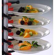 Складная тележка-шпилька для тарелок Techinnov фото