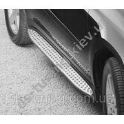 Подножки площадка Mercedes M W164 фото
