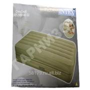 Односпальная надувная кровать Intex (без насоса) фото