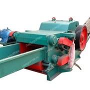 Барабанная рубительная машина (щепорез) БМР-30