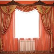 Индивидуальный пошив штор и занавесей фото