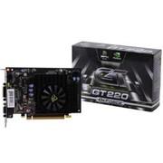 Видеокарта XFX PCI-E GeForce GT220 1Gb фото