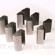 Скобы, пряжки, для полипропиленовой ленты 12, 15 фото