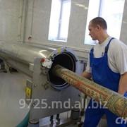 Чистка ковров профессиональным оборудованием фото