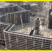 Строительство фундамента здания в Краснодаре фото