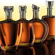 Стеклянные бутылки и Декантеры из Хрусталя фото