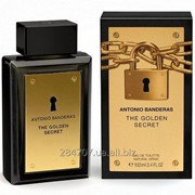 Туалетная вода Antonio Banderas The Golden Secret EDT 100 ml фото