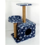 Домики, когтеточки для кошек фото