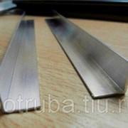 Уголок алюминиевый 65х40х4х5 АМГ фото