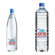 Вода минеральная ARCTIC в ассортименте фото