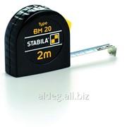Карманная рулетка Stabila тип BM20 2 метра фото