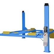 Подъемник автомобильный четырехстоечный TFА5000-3D фото