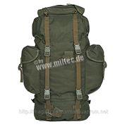 Немецкий рюкзак на 65 л олива 600D полиестер MiL-Tec Германия фото
