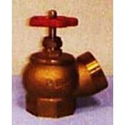 Клапан пожарный КПК 50-2 чугунный 125 фото
