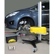 Стенд для проточки тормозных дисков MAD8700 - Рестайлинг 2011 | фото
