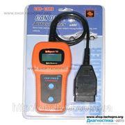 Сканер считыватель и стератель ошибок OBDII/EOBDII C CAN BUS фото