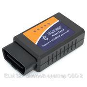 ELM 327 Bluetooth адаптер сканер ошибок OBD2 для диагностики авто!