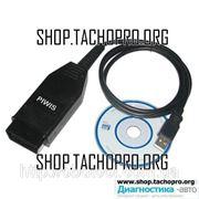 Сканер для диагностики автомобильной электроники PIWIS TESTER DURAMETRIX фото