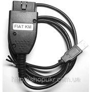 Fiat KM для изменений показаний одометра фото