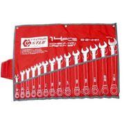 |STAB ITQ07118, Набор комбинированных ключей, 14 предметов 8-24 мм фото