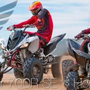 Honda TRX700XX фото