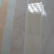 Панель пластиковая Экзотика серая фото