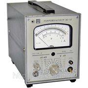 Микровольтметр аналоговый В3-57 фото