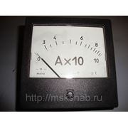Амперметр ЭА0702 фото