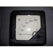 Вольтметр М367 фото