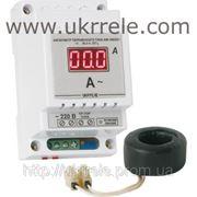 Амперметр переменного тока, цифровой, внешний трансформатор тока (0...99,9А) АМ-100/D01 фото