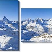 Модульная картина Панорама_8 , Неизвестен фото