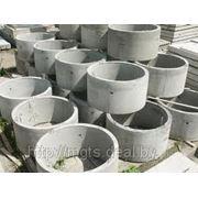 Кольца колодцев КС 15-9м