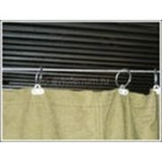 Брезентовые шторы под заказ фото