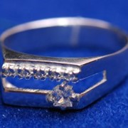 Перстень мужской «Эстет» фото