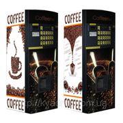 Брендирование кофейных автоматов фото
