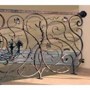 Перила кованые в Омске фото