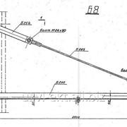 Траверса Б-8 3.407-107, 5384тм, 407-4-20, 3082тм фото
