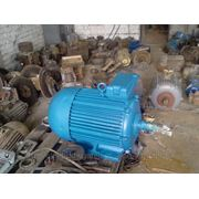 Электродвигатель АИР,4АМ 225М8 (30 кВт,700 об/мин) асинхронный фото