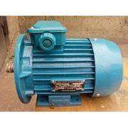 Электродвигатель АИР,4АМ 80В6 (1,1кВт,1000 об/мин) асинхронный фото