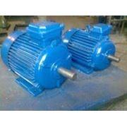 Электродвигатель АИР 132М6 (7,5кВт,1000 об/мин) асинхронный фото