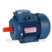 Электродвигатель 4АМ90L6 фото