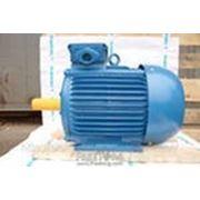 Электродвигатель АИР,4АМ, 180S2 (22 кВт,3000 об/мин) асинхронный фото