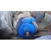 Электродвигатель АИР 315М4 (200 кВт,1500 об/мин) асинхронный фото