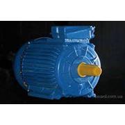 Электродвигатель АИР,4АМ 160S8 (7,5кВт,700 об/мин) асинхронный фото