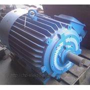 Электродвигатель 4А 280М6 (90 кВт,1000 об/мин) асинхронный фото