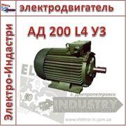 Электродвигатель АД 200 L4 У3 фото