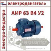 Электродвигатель АИР 63 В4 У2 фото