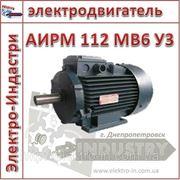 Электродвигатель АИРМ 112 МВ6 У3 фото