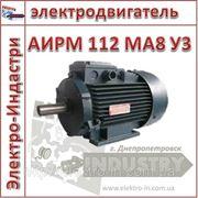 Электродвигатель АИРМ 112 МА8 У3 фото